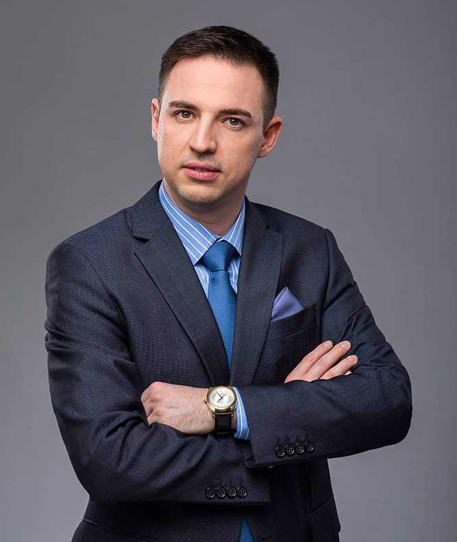 Adwokat Jacek Pałka